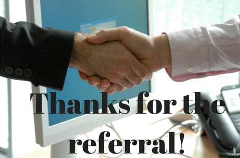 referrals for small business owners