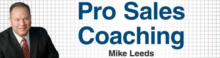 Expert Interviews – Mike Leeds, Pro Sales Coaching