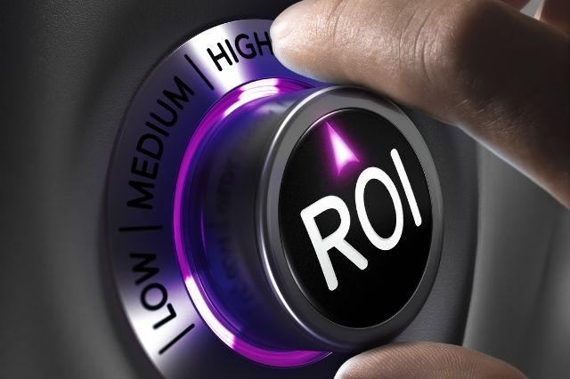 ROI from content