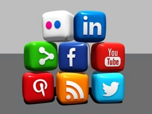 social media channels for associations