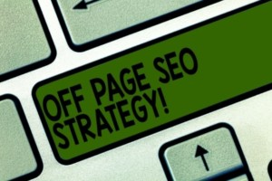 off-page SEO strategy
